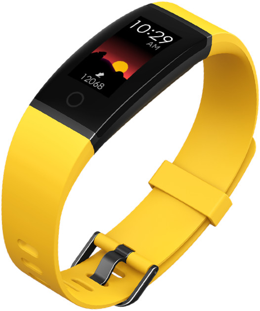 Realme yellow band launch in india