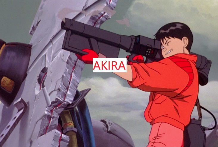 Akira is one of the best anime on hulu