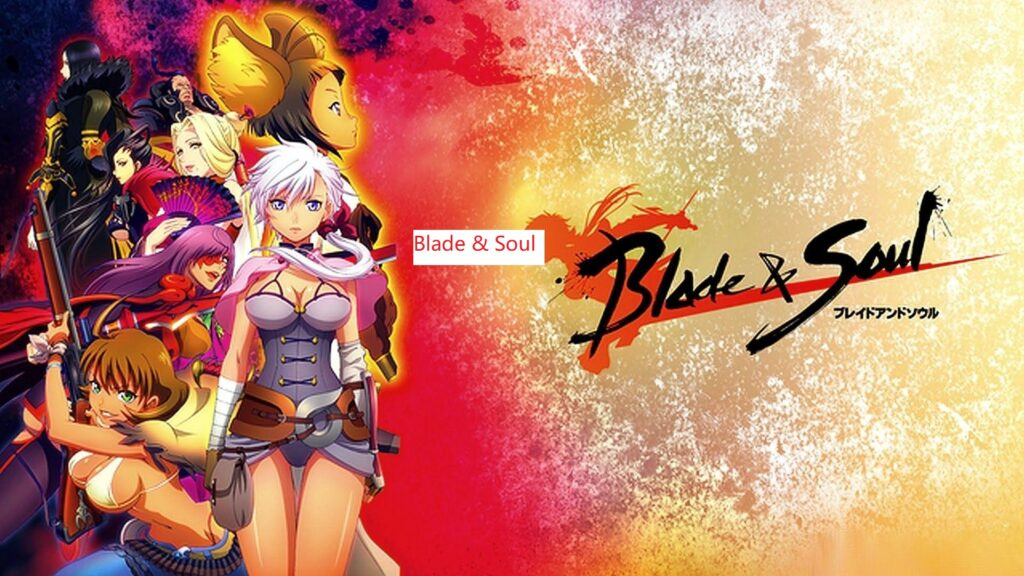 Blade & Soul its a imo best anime on hulu