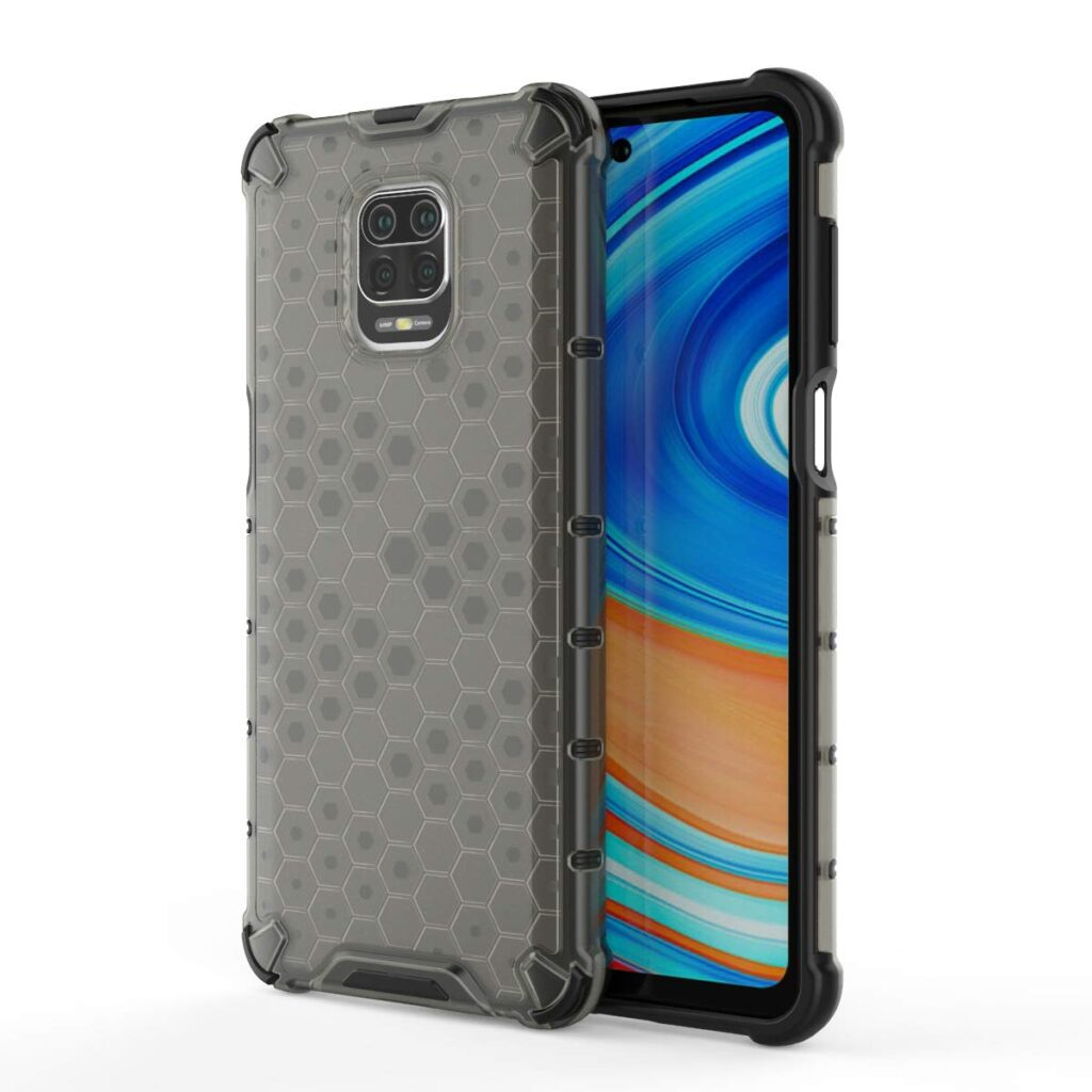 gehlot is another cover of note 9 pro it gives a honeycomb looks