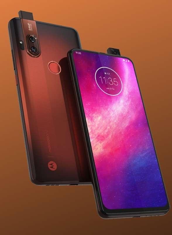 Motorola One Hyper Android 11 Update